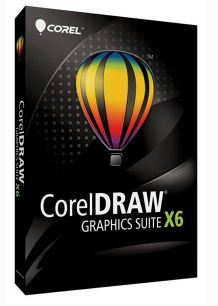 CorelDRAW Graphics Suite X6 v16.2.0.998 (32Bit/64Bit)