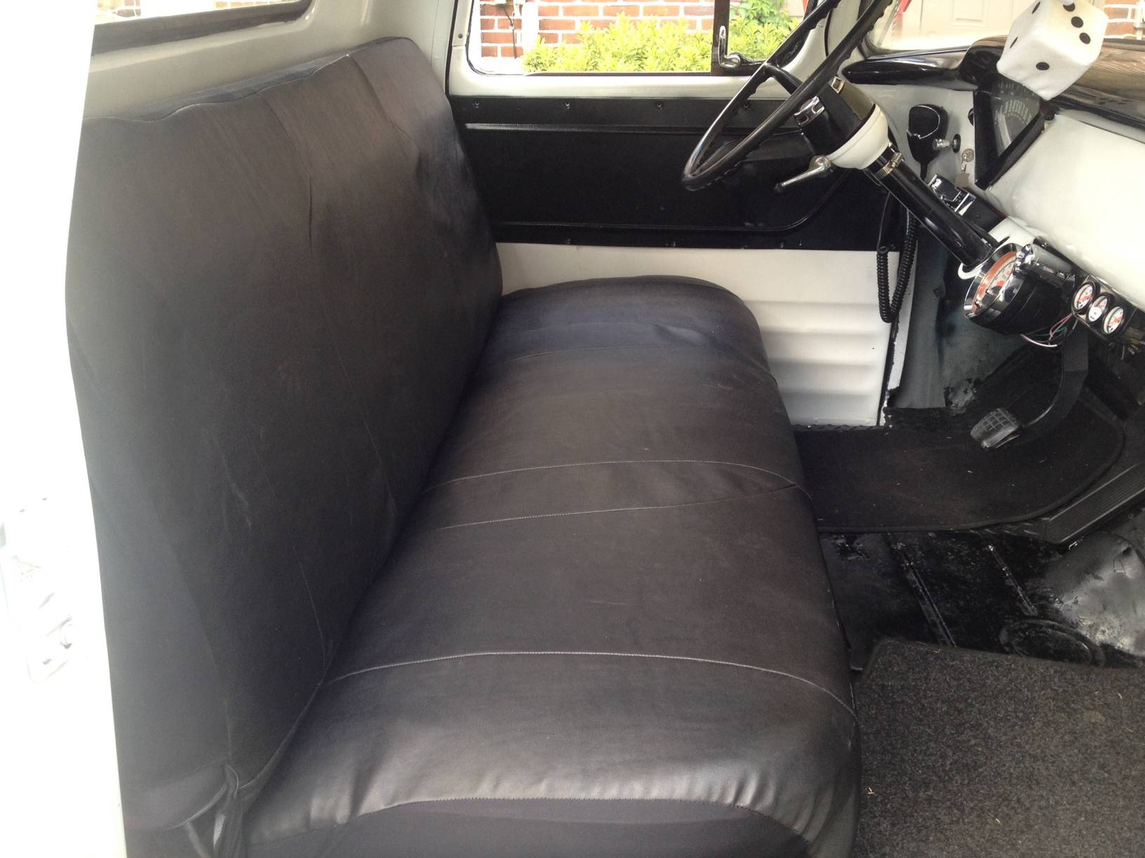 57 Chevy Seat Covers Velcromag