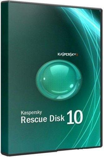 Kaspersky Rescue Disk 10 Build 20110310